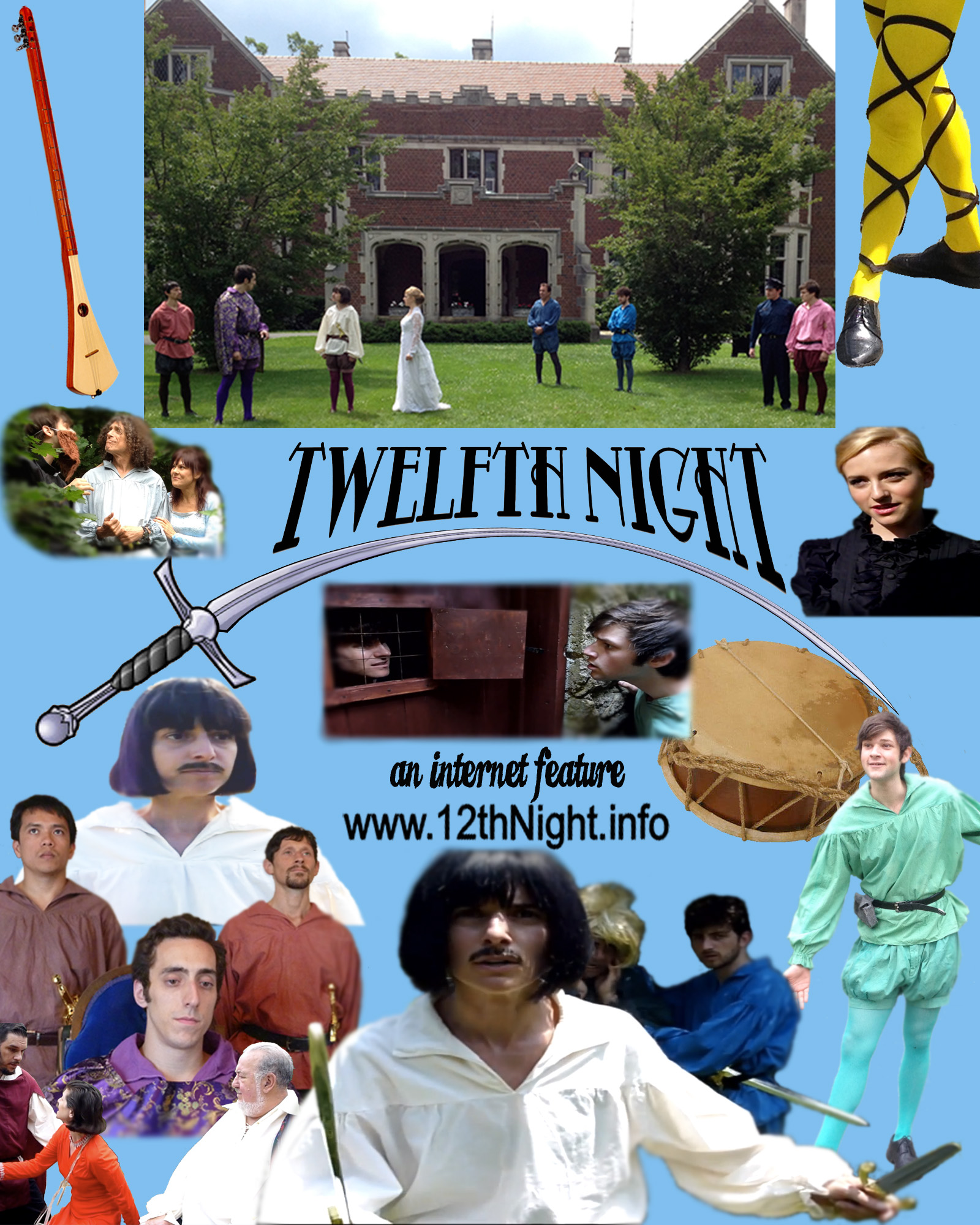 Twelfth Night Movie Poster